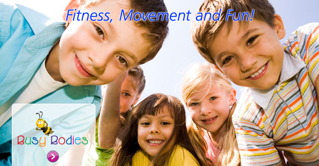 Busy Bodies - Fitness, movement and fun!