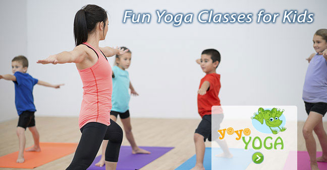 YoYo Yoga - Fitness, movement and fun!